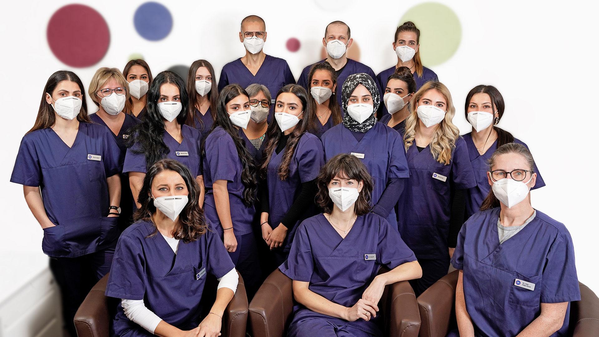 Bora Akyürek   Praxis für Allgemeinmedizin   Team